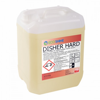 ECO SHINE DISHER HARD 5L,...