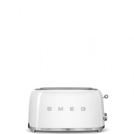 TOSTER SMEG RETRO 50'S TSF02WHEU 4 TOSTY -biały