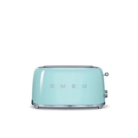 TOSTER SMEG RETRO 50'S TSF02PGEU 4 TOSTY -zielony