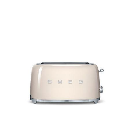 TOSTER SMEG RETRO 50'S TSF02CREU 4 TOST -kremowy